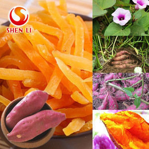 Natural Sweet Potatoes Chips--Ready to Eat Chinese Healthy Snacks