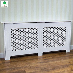 New design practical home furniture depot radiator cover style MDF radiator heater cover