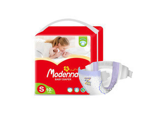 New product cotton baby diaper with elastic clasp export to Turkey