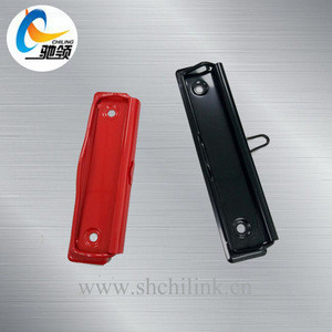 New type hot on sales Easy operation electroplate clipboard clip
