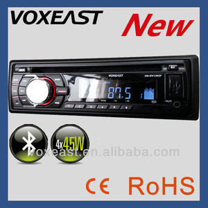 One din Car CD player with radio USB/SD/BLUETOOTH