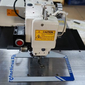 PACER GO D-2010 Computerized Pattern Sewing Machine Fit For Leather Goods Produce Factory