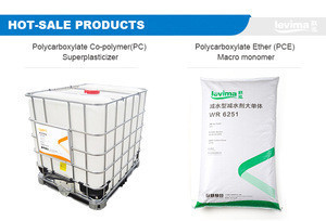 PCE Polycarboxylate Co-polymer WP51 water reduction PC for Ready-mix Pre-cast Concrete admixtures Polycarboxylate Copolymer