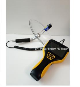 Poly-wave type AA ultrasonic sensor for detecting overhead lines