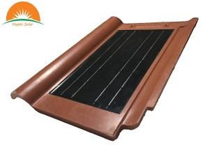 Power Generating 10W Mono Solar Roof Tile