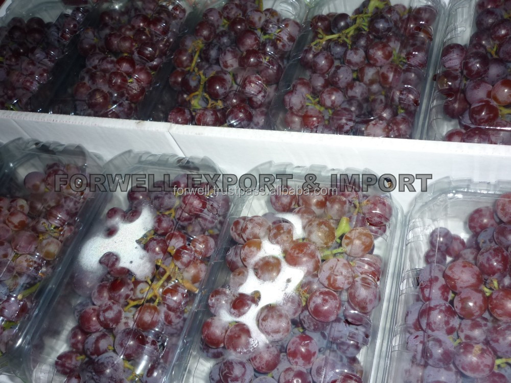 Seedless Red Crimson Grapes from Egypt