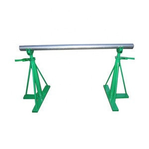 Simple Mechanical Rack Cable Reel Pay-off Stand For Cable
