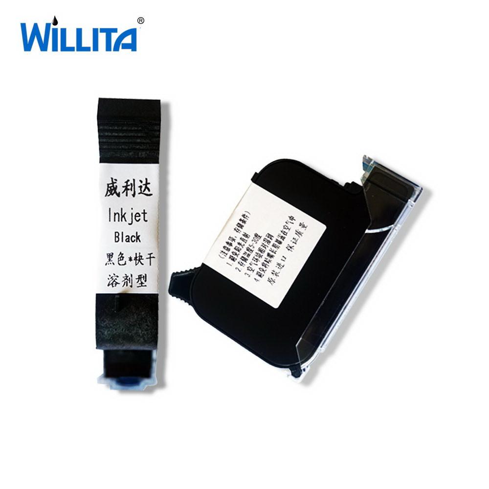 Tij 2.5 Quick Dry Handheld Printer Ink Cartridge For Plastic Bags