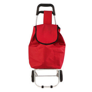 Wholesaler Factory New Design Good Quality And Price Of Grocery Trolley Bag Shopping Cart