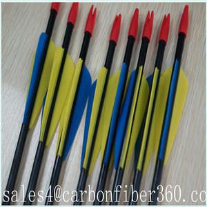 0.003 StraightnessCarbon Fiber Arrow Shaft,carbon arrow for shooting