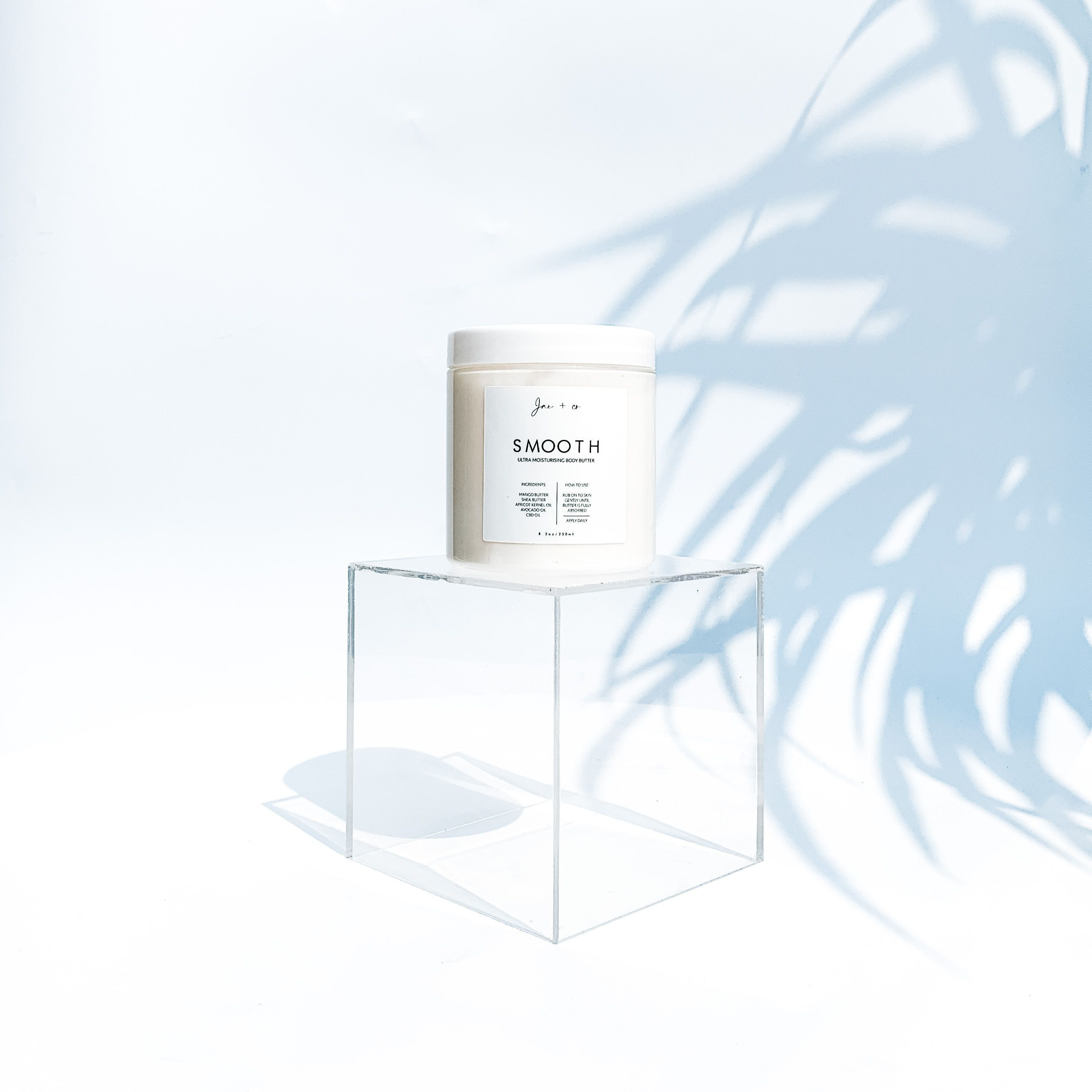SMOOTH - FRAGRANCED BODY BUTTER