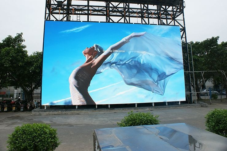 P3.91 Rental HD LED Video Wall Displays For Shows & Events