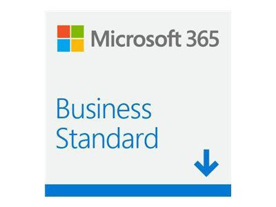 MICROSOFT 365 BUSINESS STANDARD - SUBSCRIPTION LICENSE (1 YEAR)