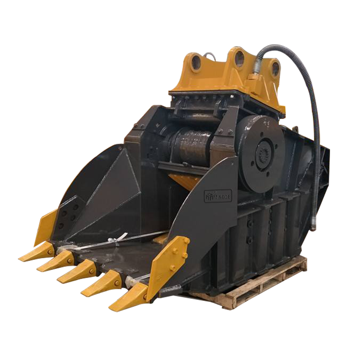 Cheaper price Crusher Bucket of stone breaker PC240