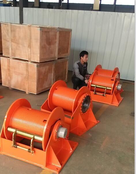 Hydraulic Transmission Planetary Winch Speed Reducer for Crane