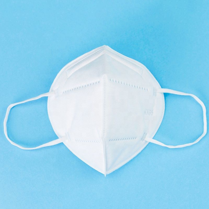 Face mask anti virus fog haze dust pollution clear gas 5 layer KN95 reusable FFP2 respirator
