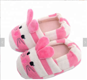 2018 Baby Unique Design Anti Slip Hot Sale Item Baby slippers
