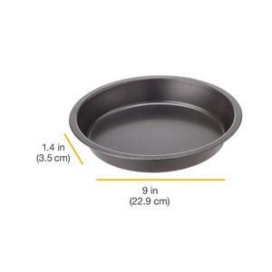 6-Piece Nonstick Coating  Carbon Steel Bakeware Set,Cake/muffin/loaf/pan