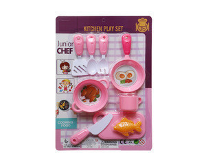 Amazon Hot selling children toys sets Role play Educational kitchen toys for kids