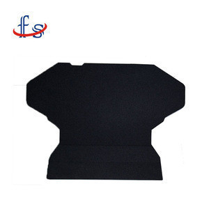 Automatic spare tire cover honeycomb panels XV