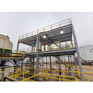China factory wholesale glycerin purification and  refining  plant, provide installation and adjusting on site