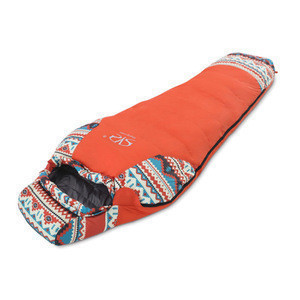 Custom Camping Sleeping Bag Winter Outdoor Hollow Cotton Sleeping Bag
