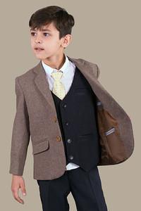 Cut and sew child coats