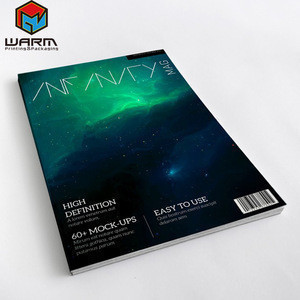 Fashion Book, Magazine, Catalog, Flyer, Leaflet, Brochures Printing Service
