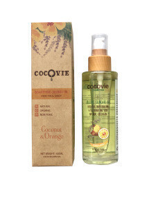 Fast Absorption Highly Moisturizing Skin Care from Virgin Coconut Oil for Body Oil and Carrier Oil