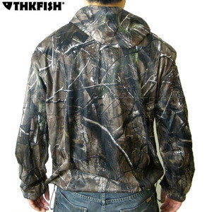 Fishing Clothes Camo Sunscreen Camouflage Hunting Clothing Fishing Military Uniform Waterproof And Breathable Jackets For Men