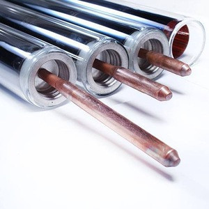 High efficiency heat pipe vacuum tube for solar water heater parts