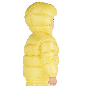 High quality boy winter coat duck down puffer jacket