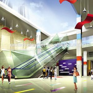 Hot sale indoor china escalator moving walk price