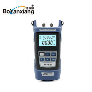 Hot selling customized OPM fiber power meter with VFL fiber tool
