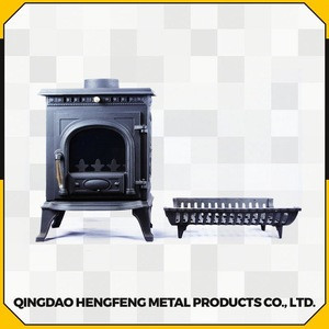 Household heat resistant mini wood burning stove