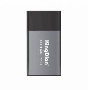 KingDian Hard Drive Type C USB3.0 External 120GB SSD