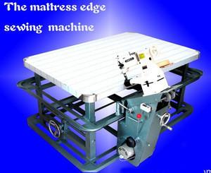 Mattress Tape Edge Sewing Machine with chain stitch sewing head