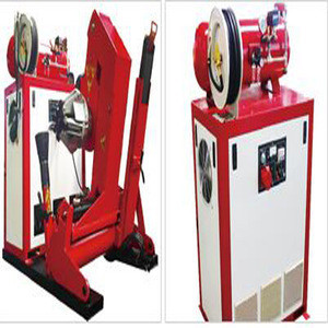 Movable Truck Tire Changer OJ-008