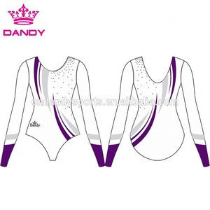 New Arrival gymnastics leotard dance wear With Wholesale Price