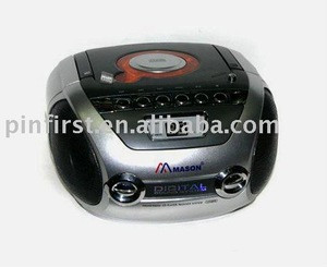 New Cheap CD Player With Radio & Recorder