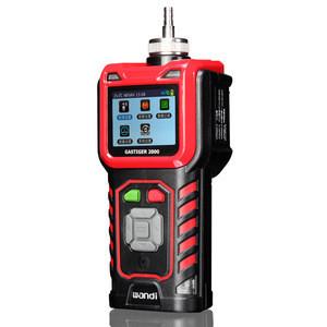 Pumping portable carbon monoxide detection alarm (CLO2) Gas detector