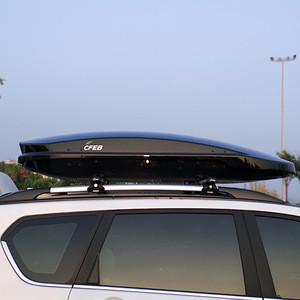 SUV custom  plastic car roof  box