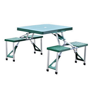Import Tuoye Plastic Folding Table Sets Picnic Camping Foldable Table With Chair From China Find Fob Prices Tradewheel Com