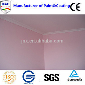 Waterproof interior wall paint for wholesales thinner price