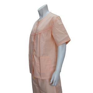 Wholesale hospital uniform scrubs sets for female short sleeve