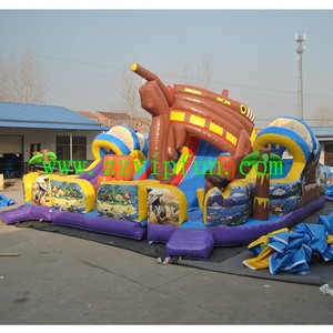 Wholesale Water Play Park Inflatable Indoor Playground Equipment For Summer