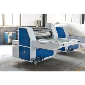 YFME-1200 User Manual Thermal Paper Film Plastic Lamiator Machine Laminating Machine