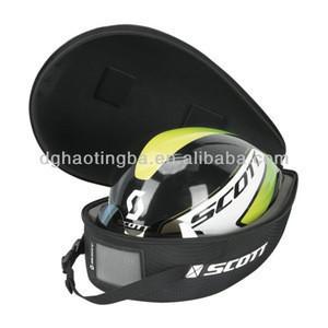 010133 Hard Military Bicycle EVA Helmet Display Bag Case Waterproof Motorcycle Hard Helmet Bag Case Box