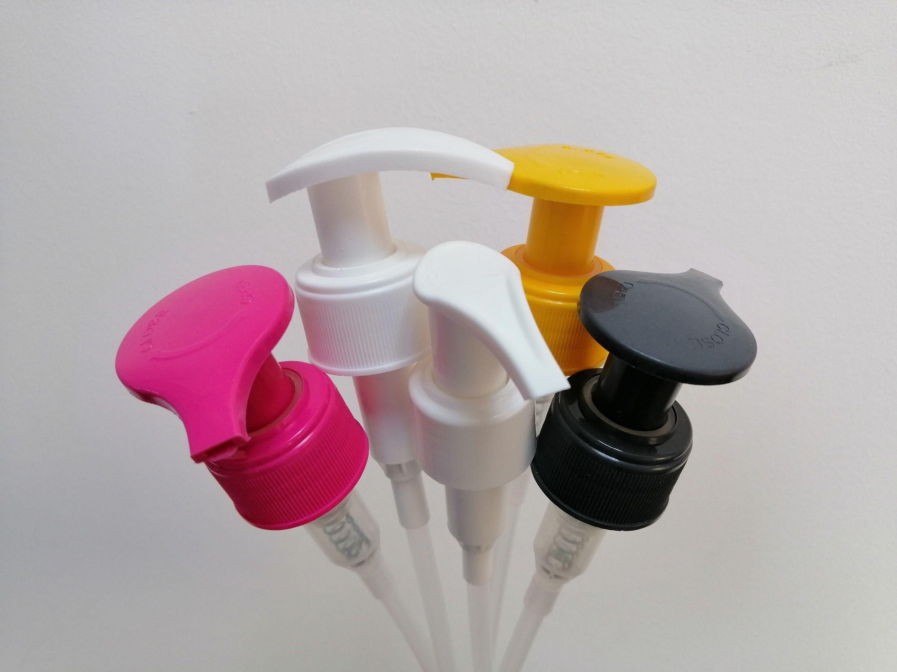 Liquid soap dispenser pump