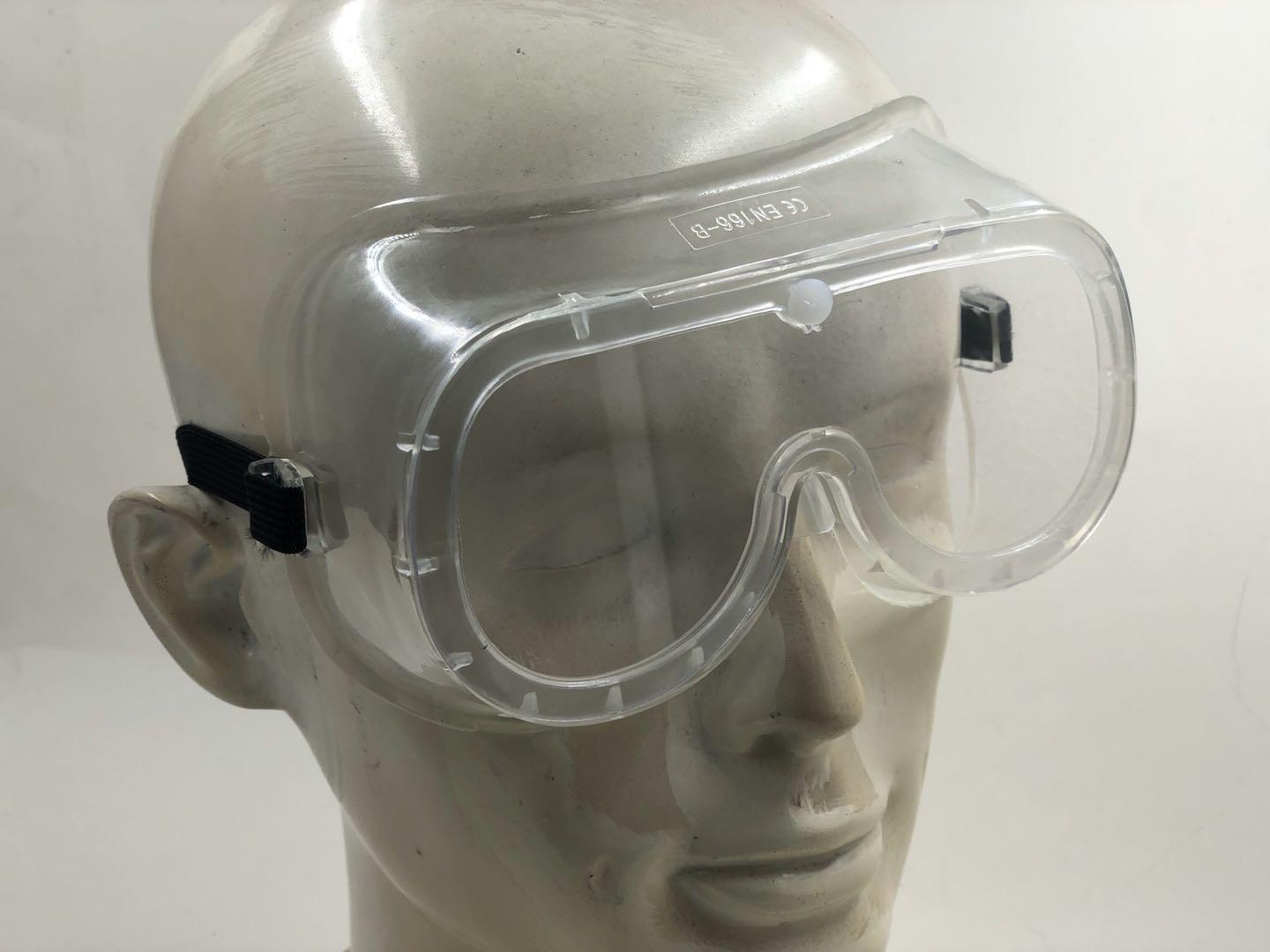 Safety goggles face shield mask